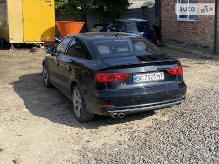 Черный Ауди А3, объемом двигателя 1.8 л и пробегом 210 тыс. км за 13500 $, фото 1 на Automoto.ua