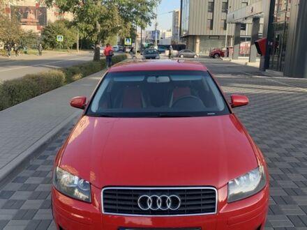 Красный Ауди А3, объемом двигателя 1.6 л и пробегом 147 тыс. км за 6000 $, фото 1 на Automoto.ua