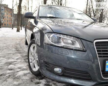 Сірий Ауді А3, об'ємом двигуна 1.8 л та пробігом 138 тис. км за 13500 $, фото 1 на Automoto.ua