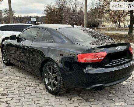 Чорний Ауді A5, об'ємом двигуна 2 л та пробігом 152 тис. км за 14000 $, фото 1 на Automoto.ua