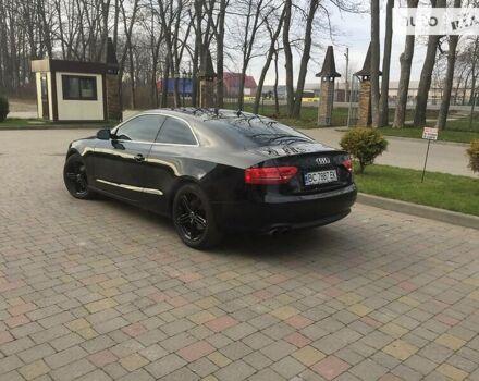 Черный Ауди А5, объемом двигателя 2 л и пробегом 146 тыс. км за 15500 $, фото 1 на Automoto.ua