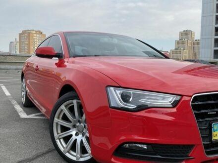 Червоний Ауді A5, об'ємом двигуна 2 л та пробігом 180 тис. км за 16500 $, фото 1 на Automoto.ua