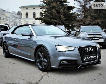 Сірий Ауді A5, об'ємом двигуна 0 л та пробігом 88 тис. км за 19900 $, фото 1 на Automoto.ua
