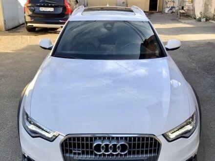 Білий Ауді A6 Allroad, об'ємом двигуна 3 л та пробігом 78 тис. км за 31000 $, фото 1 на Automoto.ua