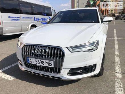 Білий Ауді A6 Allroad, об'ємом двигуна 3 л та пробігом 78 тис. км за 48900 $, фото 1 на Automoto.ua