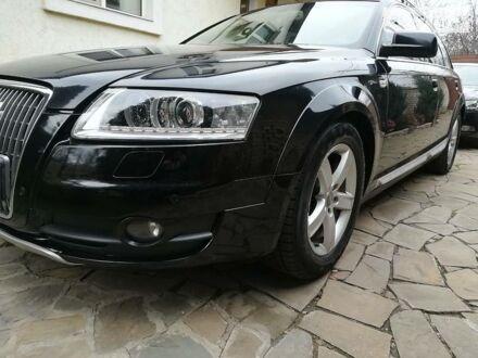 Чорний Ауді A6 Allroad, об'ємом двигуна 4.2 л та пробігом 230 тис. км за 15000 $, фото 1 на Automoto.ua