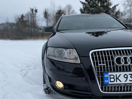 Чорний Ауді A6 Allroad, об'ємом двигуна 3 л та пробігом 290 тис. км за 14499 $, фото 1 на Automoto.ua