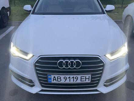 Білий Ауді А6, об'ємом двигуна 2 л та пробігом 32 тис. км за 28900 $, фото 1 на Automoto.ua