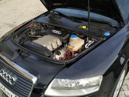 Черный Ауди А6, объемом двигателя 3.2 л и пробегом 1 тыс. км за 8500 $, фото 1 на Automoto.ua
