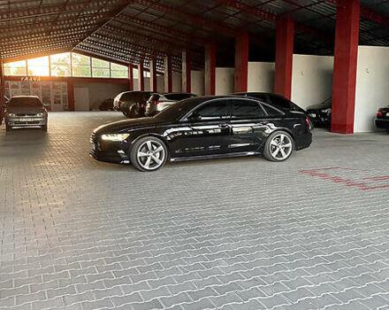 Черный Ауди А6, объемом двигателя 3 л и пробегом 69 тыс. км за 33000 $, фото 1 на Automoto.ua