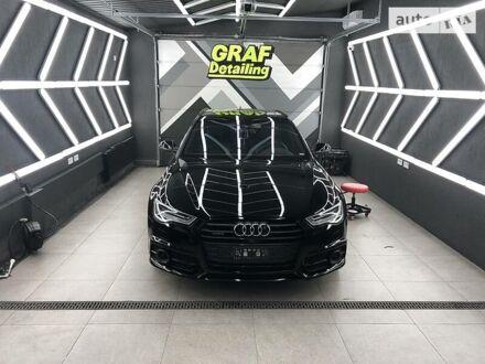 Черный Ауди А6, объемом двигателя 3 л и пробегом 140 тыс. км за 42500 $, фото 1 на Automoto.ua