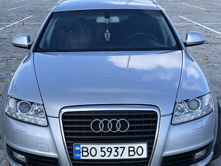 Серый Ауди А6, объемом двигателя 2 л и пробегом 260 тыс. км за 12100 $, фото 1 на Automoto.ua