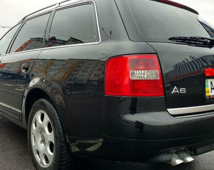 Чорний Ауді А6, об'ємом двигуна 2.5 л та пробігом 239 тис. км за 7850 $, фото 1 на Automoto.ua