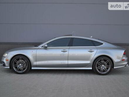 Сірий Ауді А7, об'ємом двигуна 3 л та пробігом 119 тис. км за 25899 $, фото 1 на Automoto.ua