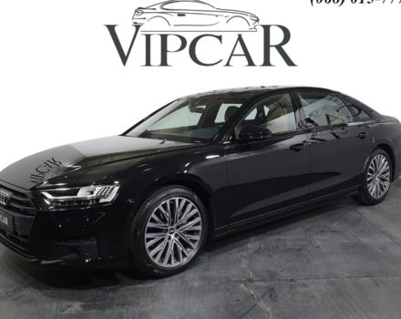 купити нове авто Ауді A8 2021 року від офіційного дилера VIPCAR Ауді фото