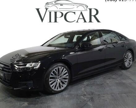 купить новое авто Ауди А8 2021 года от официального дилера VIPCAR Ауди фото