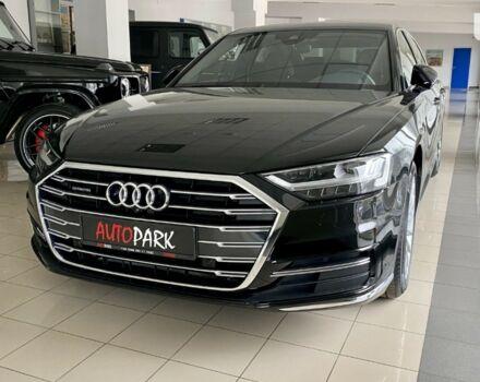 купить новое авто Ауди А8 2021 года от официального дилера AUTOPARK Ауди фото