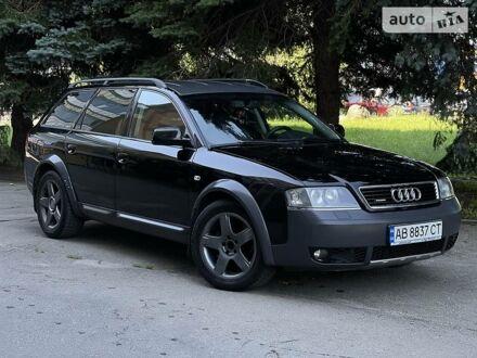 Чорний Ауді Allroad, об'ємом двигуна 2.7 л та пробігом 224 тис. км за 7699 $, фото 1 на Automoto.ua