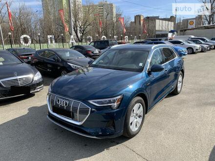 Синій Ауді E-Tron, об'ємом двигуна 0 л та пробігом 12 тис. км за 66800 $, фото 1 на Automoto.ua