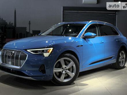 Синій Ауді E-Tron, об'ємом двигуна 0 л та пробігом 13 тис. км за 87000 $, фото 1 на Automoto.ua