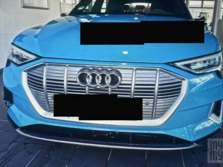 Синій Ауді E-Tron, об'ємом двигуна 0 л та пробігом 12 тис. км за 63500 $, фото 1 на Automoto.ua