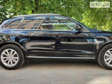 Черный Ауди Ку 5, объемом двигателя 2 л и пробегом 209 тыс. км за 19000 $, фото 1 на Automoto.ua