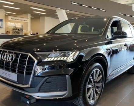 купити нове авто Ауді Ку 7 2021 року від офіційного дилера Ауди Центр Одесса Юг Ауді фото