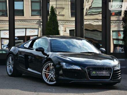 Чорний Ауді R8, об'ємом двигуна 4.2 л та пробігом 81 тис. км за 34999 $, фото 1 на Automoto.ua