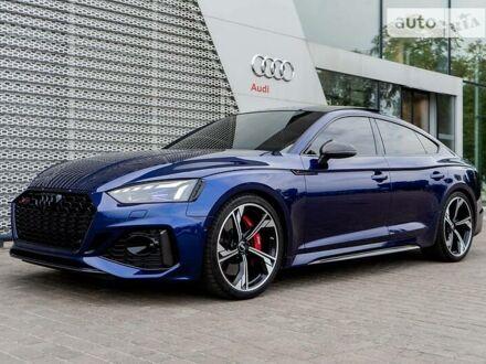 Синий Ауди РС5, объемом двигателя 2.9 л и пробегом 24 тыс. км за 98000 $, фото 1 на Automoto.ua