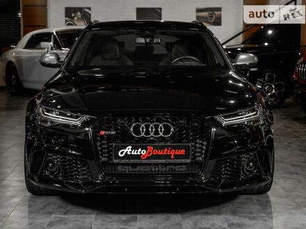 Чорний Ауді РС6, об'ємом двигуна 4 л та пробігом 57 тис. км за 86000 $, фото 1 на Automoto.ua