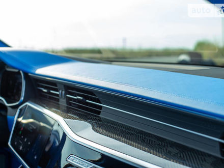 Чорний Ауді РС6, об'ємом двигуна 4 л та пробігом 9 тис. км за 210000 $, фото 1 на Automoto.ua