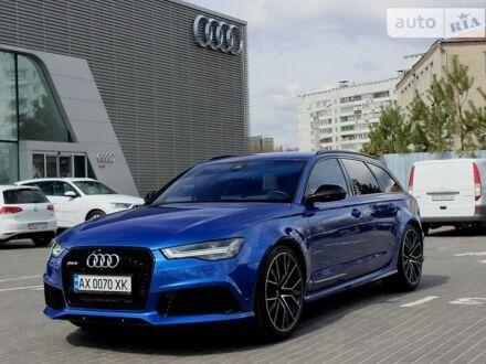 Синій Ауді РС6, об'ємом двигуна 4 л та пробігом 11 тис. км за 99999 $, фото 1 на Automoto.ua