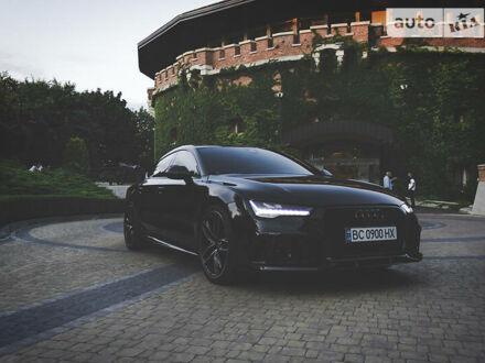 Чорний Ауді РС7, об'ємом двигуна 4 л та пробігом 75 тис. км за 74900 $, фото 1 на Automoto.ua
