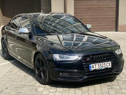 Чорний Ауді S4, об'ємом двигуна 3 л та пробігом 153 тис. км за 21500 $, фото 1 на Automoto.ua
