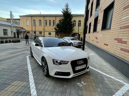 Білий Ауді S5, об'ємом двигуна 3 л та пробігом 39 тис. км за 28900 $, фото 1 на Automoto.ua