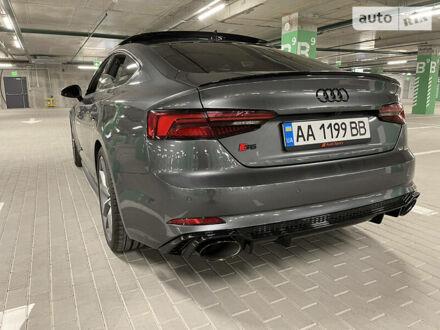 Сірий Ауді S5, об'ємом двигуна 3 л та пробігом 50 тис. км за 49999 $, фото 1 на Automoto.ua