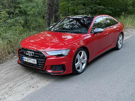 Красный Ауди С6, объемом двигателя 3 л и пробегом 9 тыс. км за 95999 $, фото 1 на Automoto.ua