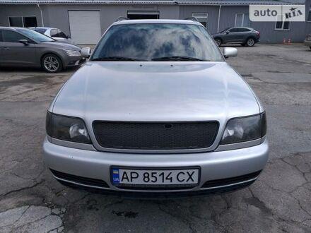 Серый Ауди С6, объемом двигателя 2.2 л и пробегом 350 тыс. км за 6000 $, фото 1 на Automoto.ua