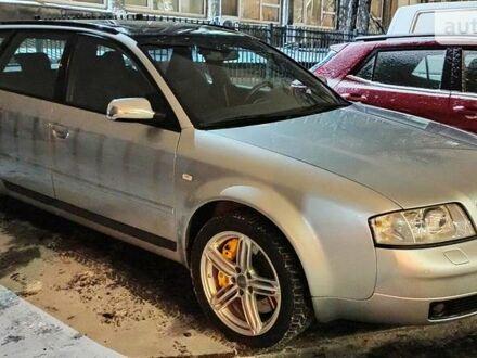 Серый Ауди С6, объемом двигателя 4.2 л и пробегом 202 тыс. км за 15000 $, фото 1 на Automoto.ua