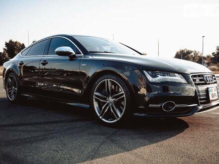 Чорний Ауді С7, об'ємом двигуна 4 л та пробігом 124 тис. км за 31999 $, фото 1 на Automoto.ua
