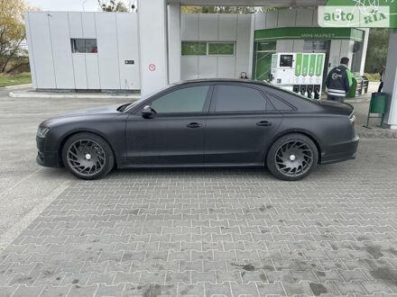 Чорний Ауді S8, об'ємом двигуна 4 л та пробігом 62 тис. км за 81000 $, фото 1 на Automoto.ua