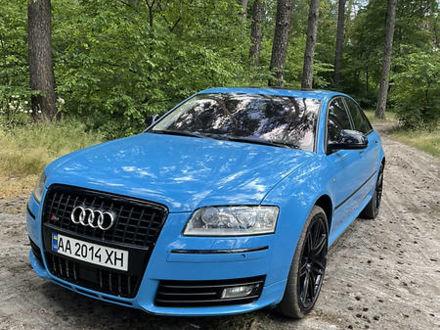 Синій Ауді S8, об'ємом двигуна 5.2 л та пробігом 167 тис. км за 11000 $, фото 1 на Automoto.ua