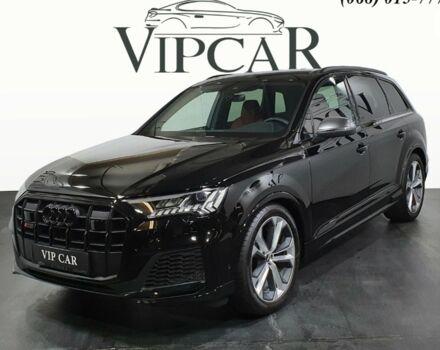 купити нове авто Ауді SQ7 2021 року від офіційного дилера VIPCAR Ауді фото
