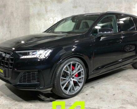 купити нове авто Ауді SQ7 2021 року від офіційного дилера MARUTA.CARS Ауді фото