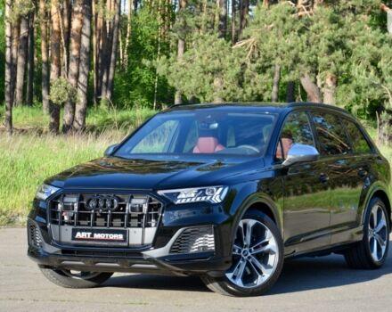 купить новое авто Ауди SQ7 2021 года от официального дилера АРТ МОТОРС Ауди фото