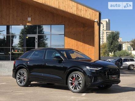 Чорний Ауді SQ8, об'ємом двигуна 4 л та пробігом 2 тис. км за 133022 $, фото 1 на Automoto.ua