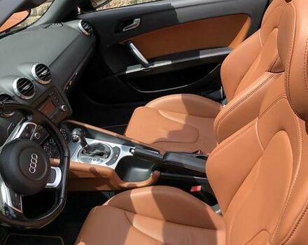 Черный Ауди ТТ, объемом двигателя 2 л и пробегом 147 тыс. км за 12900 $, фото 1 на Automoto.ua