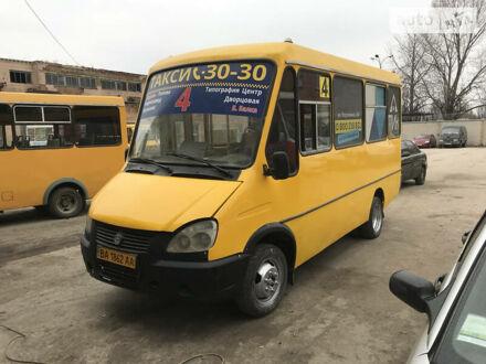 Желтый БАЗ 2215, объемом двигателя 2.5 л и пробегом 200 тыс. км за 2000 $, фото 1 на Automoto.ua