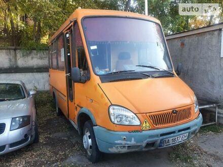 Оранжевый БАЗ 2215, объемом двигателя 2.3 л и пробегом 836 тыс. км за 1500 $, фото 1 на Automoto.ua