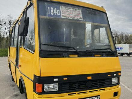 Желтый БАЗ А 079 Эталон, объемом двигателя 5.7 л и пробегом 1 тыс. км за 9000 $, фото 1 на Automoto.ua